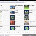 【アプリ紹介】SongBook'11 UPnP iPad版