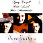 【ハイレゾ音源備忘録】 Larry Coryell, Badi Assad NNN John Abercrombie / 3 Guitars