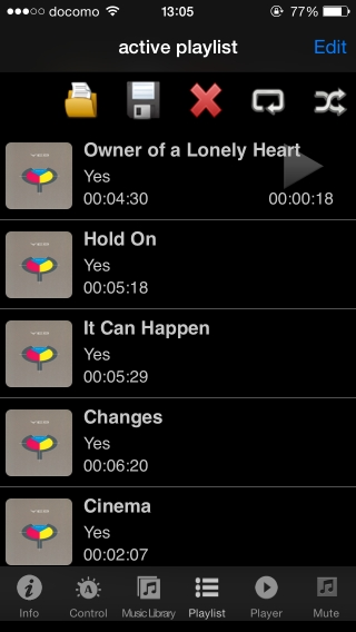Audionet Music Manager(iPhone)02