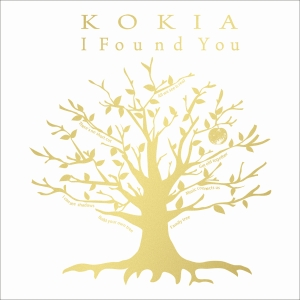 アルバムi found you