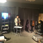 【イベントレポート】ネットワークオーディオ実践セミナー・Labo(ヨシオカ電化センター)