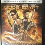 【UHD BDレビュー】第3回『キング・オブ・エジプト / GODS OF EGYPT』 米国盤 【DTS:X】
