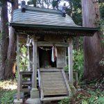 【地元探訪】三吉神社(湯沢市古館山)