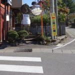 【地元探訪】村境の仁王像(湯沢市関口)