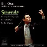 【ハイレゾ音源備忘録】大植英次・ミネソタ管弦楽団 / Stravinsky: The Song Of The Nightingale, The Firebird, Rite of Spring