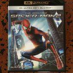 【UHD BDレビュー】第7回『アメイジング・スパイダーマン2』 【Dolby Atmos】