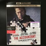 【UHD BDレビュー】第33回『ザ・コンサルタント / The Accountant』