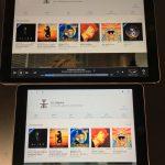 【ネットワークオーディオTips】コントロールアプリのiPad Pro 12.9インチへの対応状況