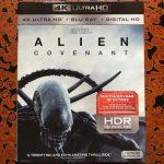 【UHD BDレビュー】第23回『エイリアン:コヴェナント』 米国盤 【Dolby Atmos】