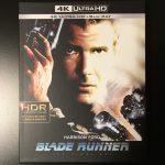 【UHD BDレビュー】第41回『ブレードランナー』 【Dolby Atmos】