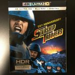 【UHD BDレビュー】第35回『スターシップ・トゥルーパーズ』 米国盤 【Dolby Atmos】