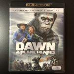 【UHD BDレビュー】第39回『猿の惑星:新世紀』 米国盤
