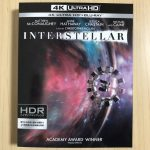 【UHD BDレビュー】第52回『インターステラー』